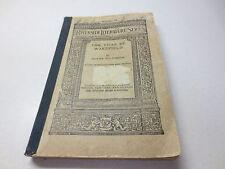 Riverside Literature Series Number 78 The Vicar of Wakefield vintage 1895 pb
