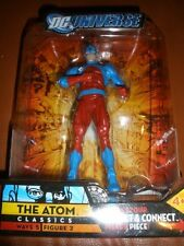 DC Universe Classics Series 5 Exclusive Action Figure The Atom Build Metallo