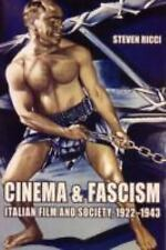Cinema and fascism: Italian film and society, 1922-1943