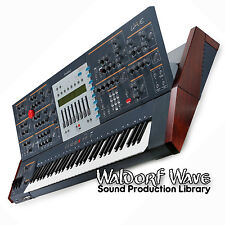 WALDORF WAVE - Perfect ORIGINAL SOUND (SAMPLES) LIBRARY on CD