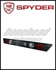 Spyder Honda Accord 98-00 2Dr Euro Style Trunk Tail Lights Black