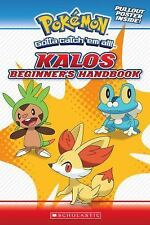 Pokemon: Kalos Beginner's Handbook (Pokémon)