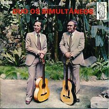 "DUO OS SIMULTANEOS  (PORTUGAL / FOLK / 7""-Single + Autogramme)"