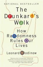 2DAY SHIPPING | The Drunkard's Walk: How Randomness Rules Our Lives, PAPERBACK