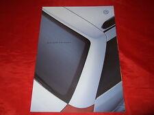 VW Golf IV Variant Basis Trendline Comfortline Highline Prospekt von 2000