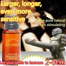 Herbal Penis Male Enlargement massage, Oil Endurance Erection Cream enlarger
