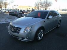 Cadillac: CTS 5dr Wgn 3.6L