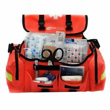 Trauma Bag First Aid Kit  Complete Emergency Supplies Stocked EMT EMS Paramedic