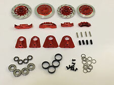 Fumi 1/10 RC Touring Car Brake Disc Kit - 81000r (RED)