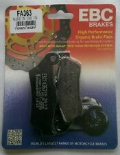 BMW R1200 / C (1996 to 2004) EBC Kevlar Organic REAR Brake Pads (FA363)