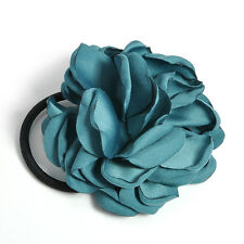 Women Elastic Hair Ties Band Ropes Ring Ponytail Holder Scrunchie Accessories