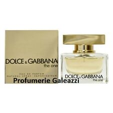 D&G DOLCE E GABBANA THE ONE DONNA EDP NATURAL SPRAY VAPO - 75 ml