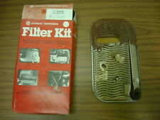Napa Transmission Filter 1-4558 (surface rust, as pictured) Filter ONLY *NOS*