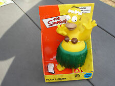 THE SIMPSONS 'HULA HOMER' BOBBER