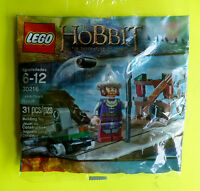 LEGO 30216 lord of the rings The Hobbit Lake Town Guard POLYBAG NIP