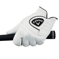 MENS (3) CALLAWAY GOLF TOUR GLOVES RIGHT HAND MEDIUM M