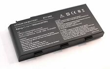 9Cell Battery For MSI GT60 GT663 GT680 GX660 GX60 BTY-M6D S9N-3496200-M47