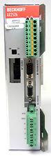 BECKHOFF AX2526 AXIS MODULE AX2526-B200 DIGITAL COMPACT SERVO DRIVE