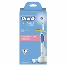 Oral-B - Brosse à Dents - Électrique -  Vitality Sensitive Clean - Rechargeabl