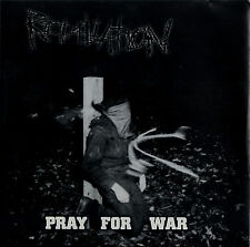 "RETALIATION - EXHUMED pray for war / tales of 7""EP 1998 Metal Grindcore"