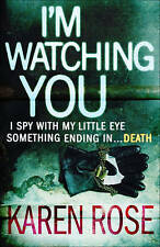 I'm Watching You-ExLibrary
