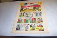COMICS THE OVERSEAS WEEKLY 27 NOVEMBER 1960 BEETLE BAILEY THE KATZENJAMMER KIDS