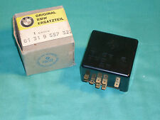 BMW  12 VOLT FLASHER INDICATOR RELAY  BMW  E3  E9  E10  E12     ** NOS **