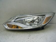 NOS FORD FOCUS DRIVER 2012 2013 2014 12 13 14 OEM HEADLIGHT LAMP ASSEMBLY