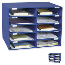 Mailbox Desk Accessories 10 Slot Pacon Classroom Keepers Sturdy Corrogated Boxes