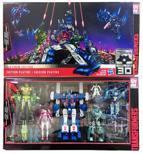 Transformers Platinum Autobot Heroes Ultra Magnus Arcee Springer Blurr Kup UK