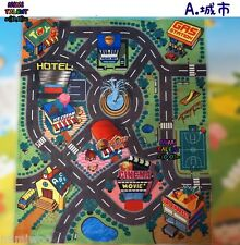 Baby Kids Children Educational Toys Playmat Playground Play Mats - CITY