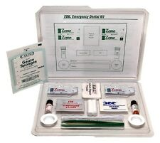 Advance Total Dental Emergency First Aid Kit Teeth-Dentures-Bridgework-Fillings