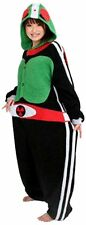 NEW Sazac Fleece Kigurumi Kamen Rider Cosplay Costume Party BAN-006 from Japan