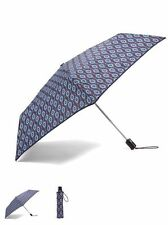 NWT VERA BRADLEY MARRAKECH MOTIFS BLUE UMBRELLA -with sleeve-sold out item