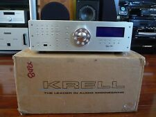 Krell S1000 HDMI surround processor- Mint condition in the original factory box.