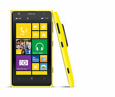 Nokia Lumia 1020 GSM Unlocked AT&T Windows Smartphone-Yellow-Good