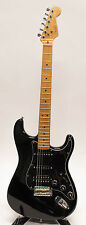 Custom Built Fender Stratocaster 1984 USA Neck & 2011 USA Body - Black HSS