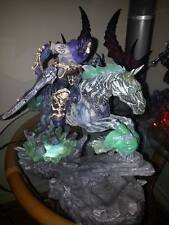 Darksiders 2 Death & Despair Statue (Lights Up) VERY RARE NEW IN BOX