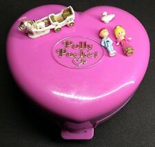 Polly Pocket Mini �� 1992 - Polly Pocket Starlight Castle Playset light 100% /21