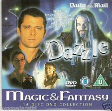 DAZZLE - MAGIC & FANTASY - DAILY MAIL PROMO DVD   FREE UK POST