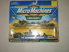Micro Machines Military #3 Armored Attack 1999 *FACTORY SEALED*