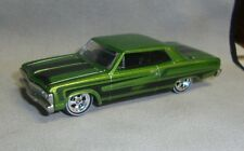 2012 Hot Wheels Treasure Hunt '65 CHEVY MALIBU Custom Real Riders