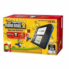 Console Nintendo 2DS avec Super Mario Bros 2 game bundle