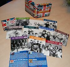 V/a - British Invasion 10 CD + DVD  rare boxset