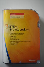 Office 2007 PROFESSIONAL PRO upgrade tedesco retailbox + seconda licenza 269-10270