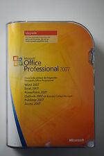 Office 2007 Professional Pro Upgrade Deutsch Retailbox + Zweitlizenz 269-10270