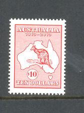 Australia-3983 Kangaroo and Map mnh(2013)