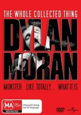 Dylan Moran: Whole Collected Thing (Monster /Like, Totally /What It Is) DVD NEW