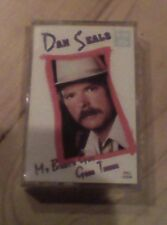 My Baby's Got Good Timing by Dan Seals -Cassette - SEALED