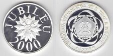 New listing St Tome Principe Thomas Silver 1000 Dobras Proof Coin 1998 Year Millennium 2000